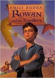 Rowan and the Travelers (Rowan of Rin, #2)  by  Emily Rodda