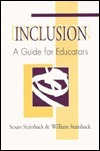 Inclusion: A Guide for Educators S. Stainback