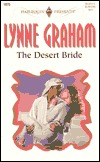 The Desert Bride (Harlequin Presents, #1875)  by  Lynne Graham