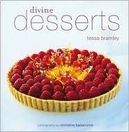 Divine Desserts  by  Tessa Bramley