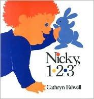 Nicky 1-2-3 CL  by  Cathryn Falwell
