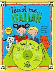 Teach Me Italian & More Italian  by  Judy Mahoney