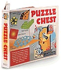 Puzzle Chest: Featuring Over 1,100 Puzzles  by  Caroline Christin
