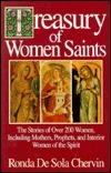 Treasury of Women Saints Ronda Chervin