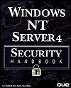 Windows NT Server Security Handbook  by  Lee Hadfield