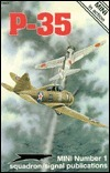 Seversky P-35 (Mini In Action 1)  by  Larry Davis