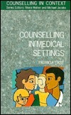 Counselling In Medical Settings Patricia East