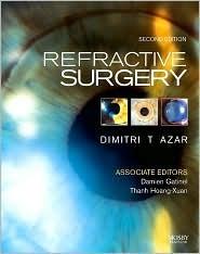 Refractive Surgery Dimitri T. Azar