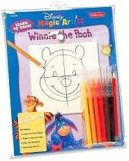 Learn to Draw Winnie the Pooh Snap Pack  by  Walter Foster Creative Team