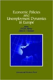 Unemployment Policy: Government Options For The Labour Market  by  Dennis J. Snower