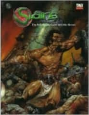 Slaine: The Roleplaying Game of Celtic Heroes  by  Ian Sturrock