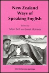 New Zealand Ways of Speaking English  by  Allan Bell