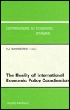 The Reality of International Economic Policy Coordination H. J. Blommestein