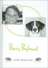 Barry, Boyhound  by  Andy Spearman