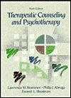 Therapeutic Counseling and Psychotherapy  by  Lawrence M. Brammer