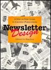 Newsletter Design  by  Edward A. Hamilton