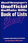 The Unofficial Buffalo Bills Book of Lists Lary Bump