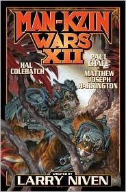 Man-Kzin Wars 12 (Man-Kzin Wars, #12) Larry Niven