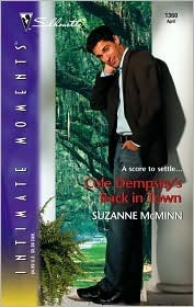 Cole Dempseys Back in Town (Silhouette Intimate Moments, #1360) Suzanne McMinn