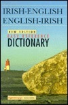 Easy Reference Irish English English Irish Dictionary  by  Educational Company of Ireland