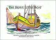 The Brave Little Boat Book + DVD Stephen A. Ollendorff