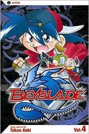 Beyblade, Vol. 4  by  Takao Aoki