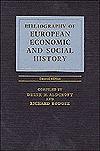 Bibliography Of European Economic And Social History Derek Howard Aldcroft
