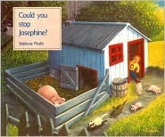 Could you stop Josephine? Stéphane Poulin