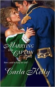Marrying The Captain (Channel Fleet, #1)  by  Carla    Kelly