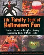 The Family Book of Halloween  by  Joanne OSullivan