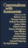 The Economic Conversation Arjo Klamer