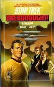 Dreadnought  by  Diane Carey