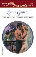 The Bankers Convenient Wife (Brides of LAmour, #3) (Harlequin Presents, #2379) Lynne Graham