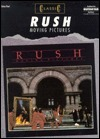 Classic Rush -- Moving Pictures: Authentic Guitar Tab  by  Rush