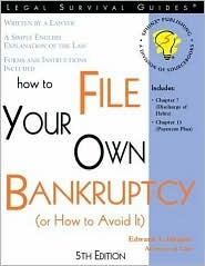 How To File Your Own Bankruptcy: Edward A. Haman