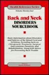 Back and Neck Disorders Sourcebook Karen Bellenir
