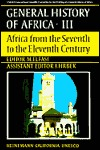 Africa from the Seventh to the Eleventh Century M. El Fasi