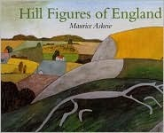 Hill Figures of England  by  Maurice Askew