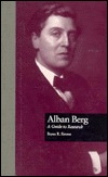 Alban Berg Bryan R. Simms