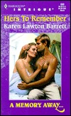 Conception Cover-Up Karen Lawton Barrett