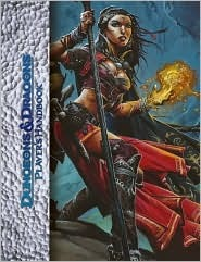 Players Handbook - Deluxe Edition: A 4th Edition Core Rulebook (D&D Core Rulebook)  by  Wizards RPG Team