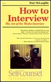 How to Interview: The Art of Asking Questions Paul McLaughlin