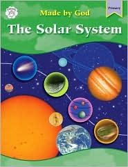 Made  by  God: The Solar System by MHCP