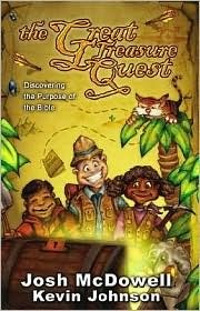 The Great Treasure Quest  by  Josh McDowell