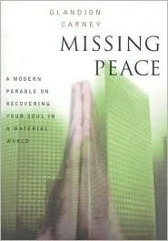Missing Peace Glandion Carney