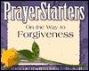 PrayerStarters on the Way to Forgiveness Denis Robinson