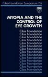 Myopia and the Control of Eye Growth - No. 155  by  CIBA Foundation