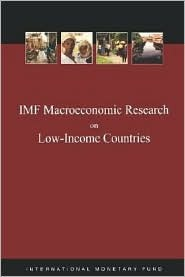 IMF Macroeconomic Research on Low-Income Countries Staffs of the Fiscal Affairs