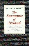 The Surnames of Ireland Edward MacLysaght