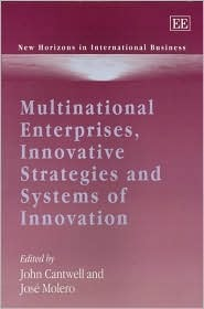 The Eclectic Paradigm: A Framework for Synthesizing and Comparing Theories of International Business from Different Disciplines or Perspectives John Cantwell
